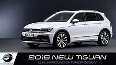New 2016 Volkswagen Tiguan Walkaround Exterior Design