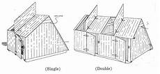 farrowing house plans plans for hog houses small farmer s journal