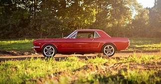 Muscle Car Monday 2  1965 Ford Mustang Restomod For Sale