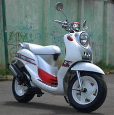Modifikasi Fino Karbu by Modifikasi Motor Beat Hitam Kumpulan Gambar