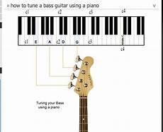 Tuning Your Bass Guitar Bass Master S Bass Guitar