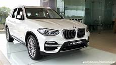 bmw x3 xdrive 20d luxury line g01 2018 real review