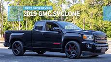 2019 gmc syclone drive run for cover