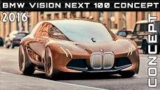 2016 Bmw Vision Next 100 Concept Review Rendered Price