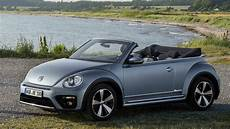 2017 Vw Beetle Cabriolet Denim Interior Exterior And