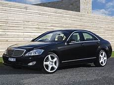 Mercedes S 320 Cdi Blueefficiency Au Spec W221 2008 09
