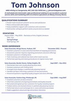 template 2018 sales resume exles good resume