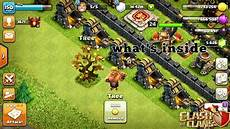 coc update 2018 clash of clans golden tree coc gold tree what s inside