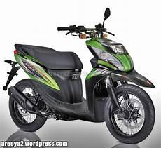 Honda Beat Modif Supermoto by Konsep Modif Honda Spacy Supermoto Cxrider
