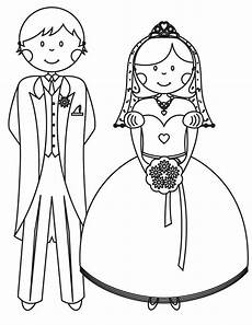 17 wedding coloring pages for who to about