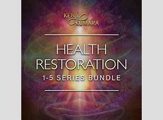 Health Restoration 1 5 Series Bundle Kenji Kumara