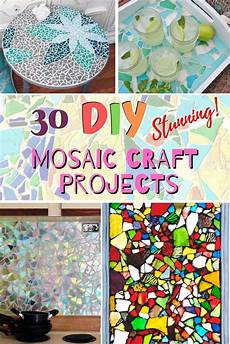 30 stunning diy mosaic craft projects for easy decor