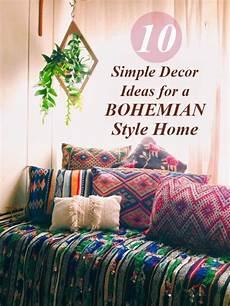 10 decor ideas for your boho home home decor decor home