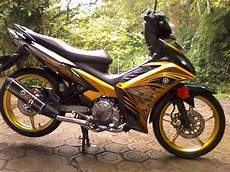 Motor Jupiter Mx Modifikasi by Gambar Modifikasi Motor Yamaha New Jupiter Mx Terbaru