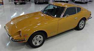 Datsun 240Z Stock Paint And Interior Colors US Canada