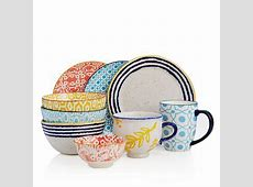 Sparrow & Wren Mix and Match Dinnerware   100% Exclusive