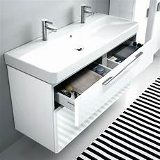 waschbeckenunterschrank hängend ikea doppelwaschtisch unterschrank an design doppelwaschtisch