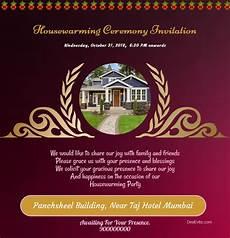 invitation card format for griha pravesh matter for invitation card freshers teachers best