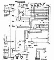 1987 Chevrolet El Camino Wiring Diagram Part 2 61825