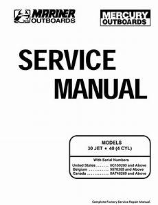 service repair manual free download 2010 mercury mariner lane departure warning mercury mariner service manual 30 40 2 sroke download manuals