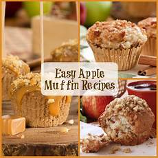 5 easy apple muffin recipes mrfood