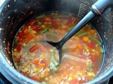healthy family cookin alphabet soup electric pressure