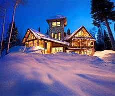over the top winter vacation rentals