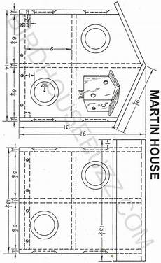 simple purple martin house plans free purple martin house plans