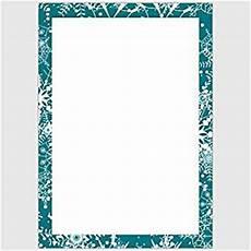 rahmen din a4 designpapier quot winter blauer rahmen aus eis quot din a4