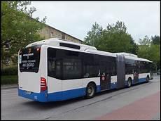Mercedes Citaro Ii Gdh Der Rostocker Stra 223 Enbahn Ag In
