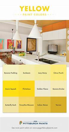 yellow paint color advice from ppg pittsburgh paints yellow paint colors are happy and