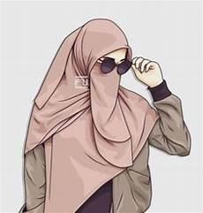 Gambar Kartun Muslimah Terbaru 2018 Sahabat Gambar