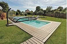 abris de piscine bas hivernage piscine avec abri indispensable la boutique