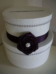 lace and rhinestone diy cardbox weddingbee photo