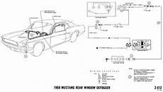 68 Mustang Dash Wiring Diagram Wiring Library