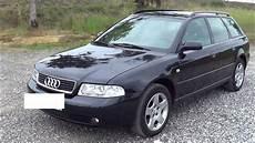 2001 Audi A4 by 2001 Audi A4 1 9 Tdi 115 Avant Pack Pr 233 Sentation