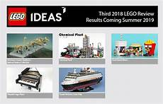 five projects qualify for third 2018 lego ideas review