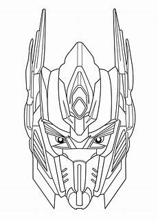 transformers coloring pages for free printable