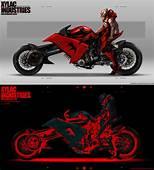 Pin By M&246nk Stevens On Bikes  Motorbike Futuristic
