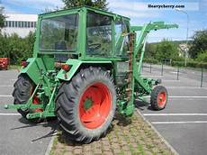 Fendt Gts 250 Cabin Mw Fl 1977 Agricultural Tractor