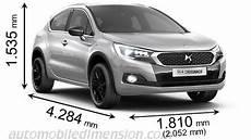 dimension ds4 crossback dimensioni di auto ds lunghezza x larghezza x altezza