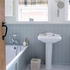 small country bathroom ideas blue panelled bathroom small bathroom design ideas