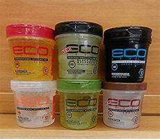 different types of hair gel eco styler hair styling gel products