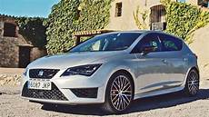 Test Drive 2016 Seat Cupra 290