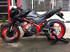 Modifikasi Motor Cb150r Terkeren by Gambar Modifikasi Motor Honda All New Cb150r Terkeren 2016
