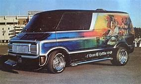 2687 Best Images About Custom Vans On Pinterest  Chevy