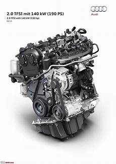 Audi Introduces All New 2 0 Tfsi Engine For The 2016 A4