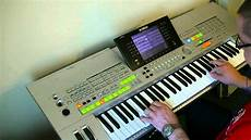 from russia with hd yamaha tyros 1