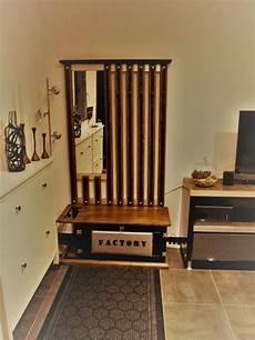 meuble industriel banc d entr 233 e vestiaire porte