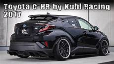 Toyota Chr Tuning - 2017 toyota c hr tuned by kuhl racing